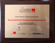 Awards gazele biznesu