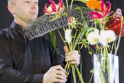 Photo bronisze florystyka filc oasis maj2015 reportaz 12